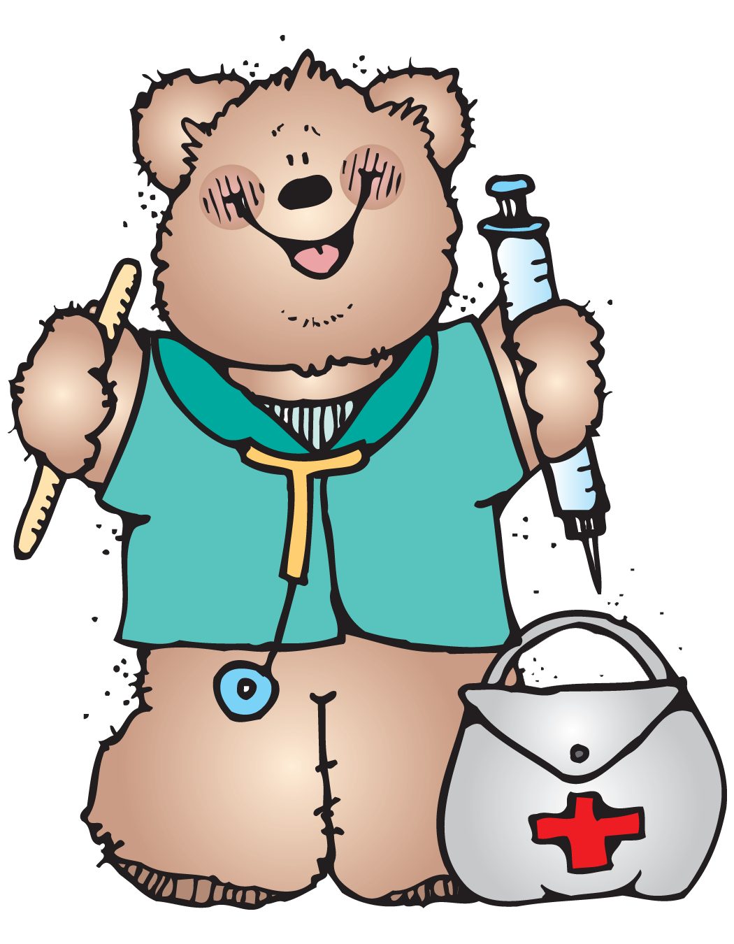Community bear clipart png library stock Our Community Helpers unit | Clipart Panda - Free Clipart Images png library stock