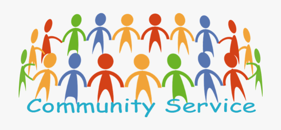 Community service clipart jpg freeuse stock A Criminal Record\