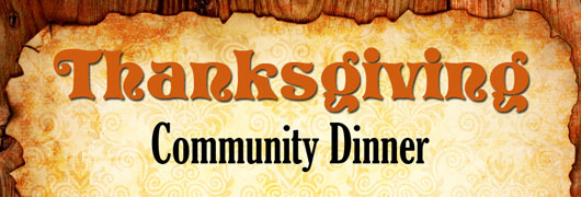 Community thanksgiving meal clipart png free download Free Community Thanksgiving Dinner - First Christian Church of ... png free download
