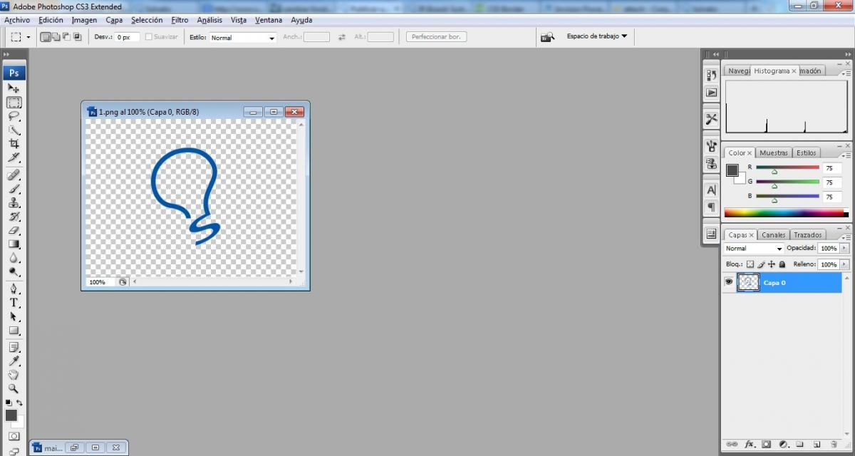 Como cambiar un archivo clipart a jpg png royalty free stock Como poner fondo transparente a una imagen con Photoshop - Solvetic png royalty free stock