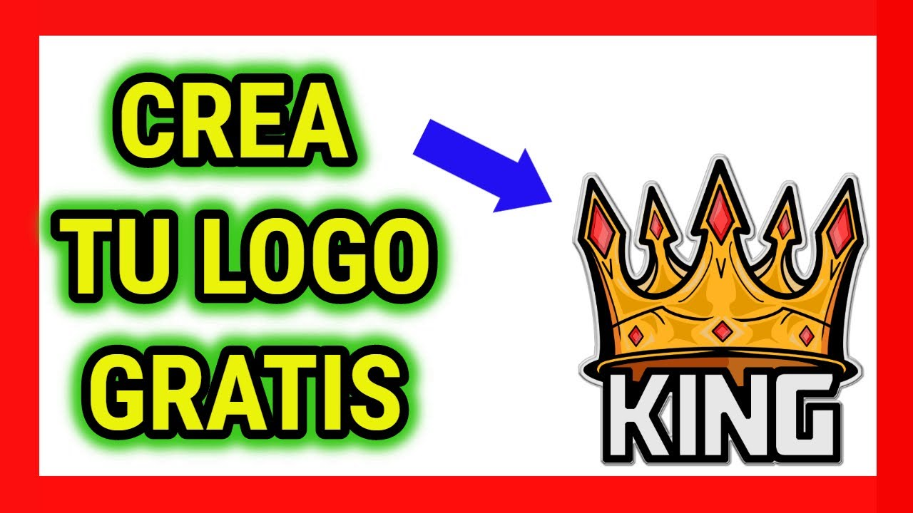 Como hacer un logo clipart svg freeuse stock Como hacer un Logo Gratis y Descargar 2019 - LOGOTIPOS PARA YOUTUBE SIN  PROGRAMAS svg freeuse stock