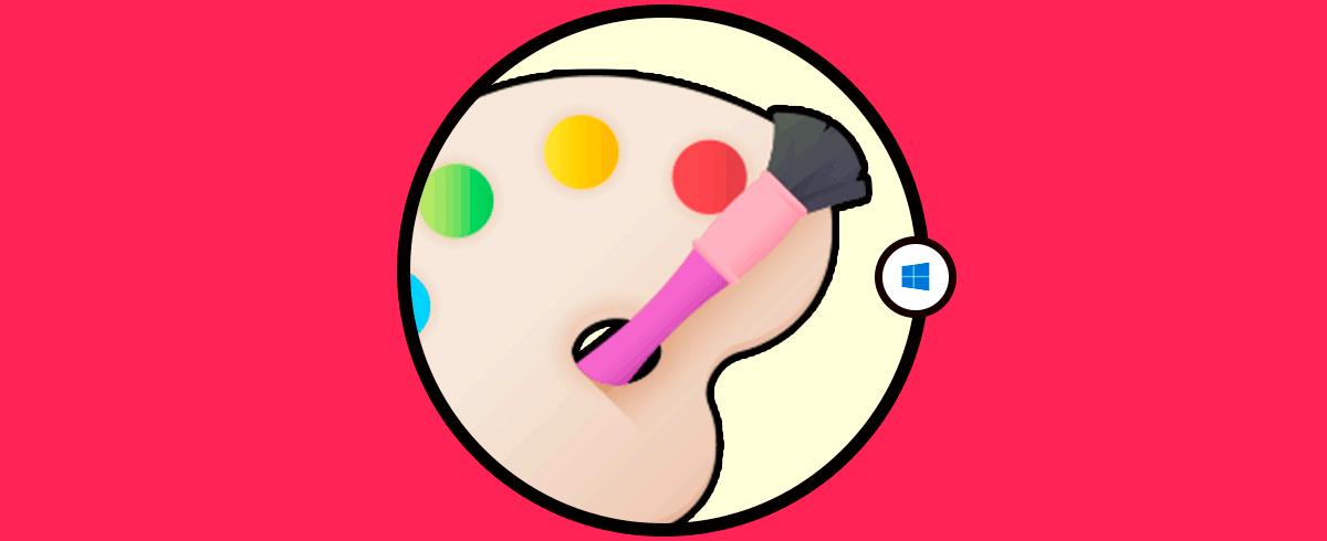 Como hacer una imagen clipart en paint vector library library Cómo hacer imagen con fondo transparente en Paint y Paint 3D - Solvetic vector library library