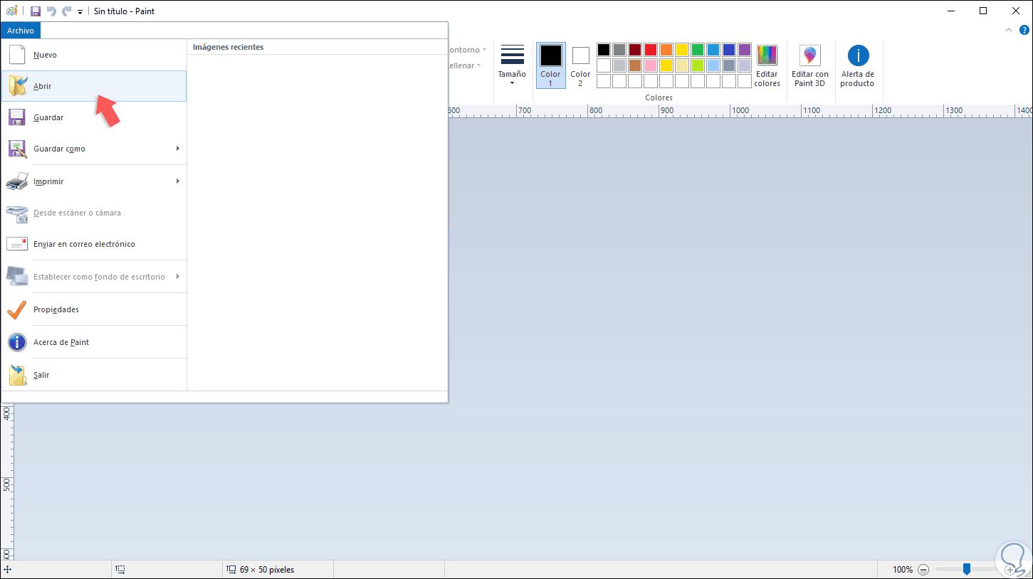 Como hacer una imagen clipart en paint picture black and white stock Cómo hacer imagen con fondo transparente en Paint y Paint 3D - Solvetic picture black and white stock