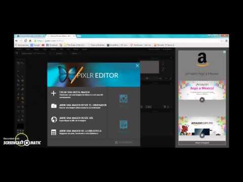 Como hacer una imagen clipart en pixlr jpg library TUTORIAL: Como convertir una imagen jpg a png con Pixlr jpg library