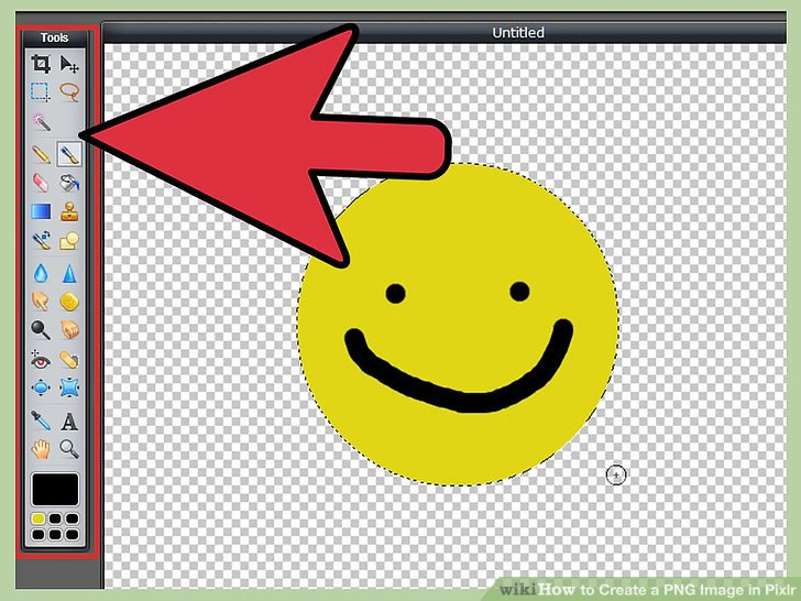 Como hacer una imagen clipart en pixlr svg freeuse library 2 Easy Ways to Create a PNG Image in Pixlr (with Pictures) svg freeuse library