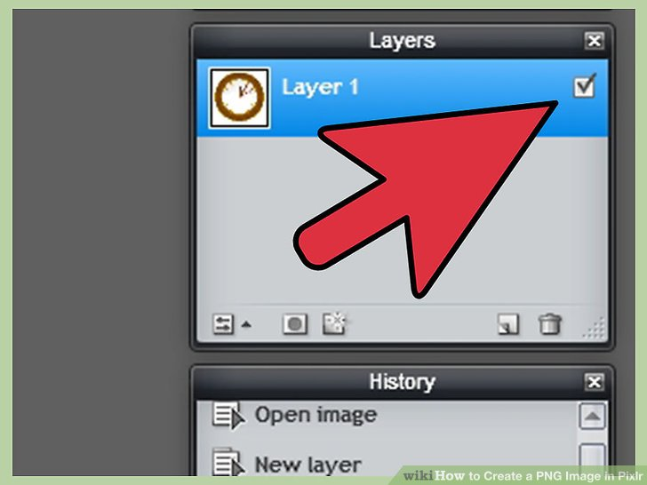 Como hacer una imagen clipart en pixlr image free library 2 Easy Ways to Create a PNG Image in Pixlr (with Pictures) image free library