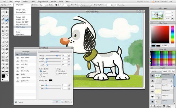 Como hacer una imagen clipart online banner Dibujar online desde tu navegador con estas herramientas banner