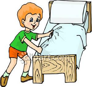 Hacer clipart vector library make the bed. hacer la cama | Clipart Panda - Free Clipart Images vector library