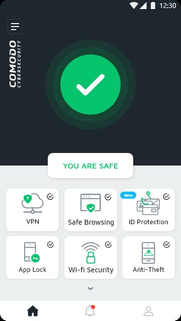 Comodo secure logo clipart svg transparent stock Comodo Mobile Security svg transparent stock