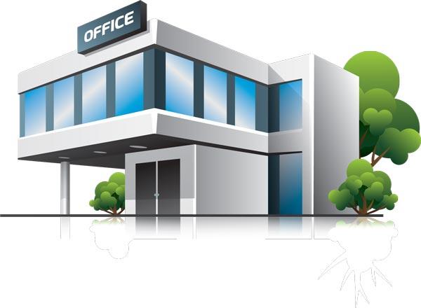 Company building clipart png clip transparent library Clipart office building - ClipartFest clip transparent library