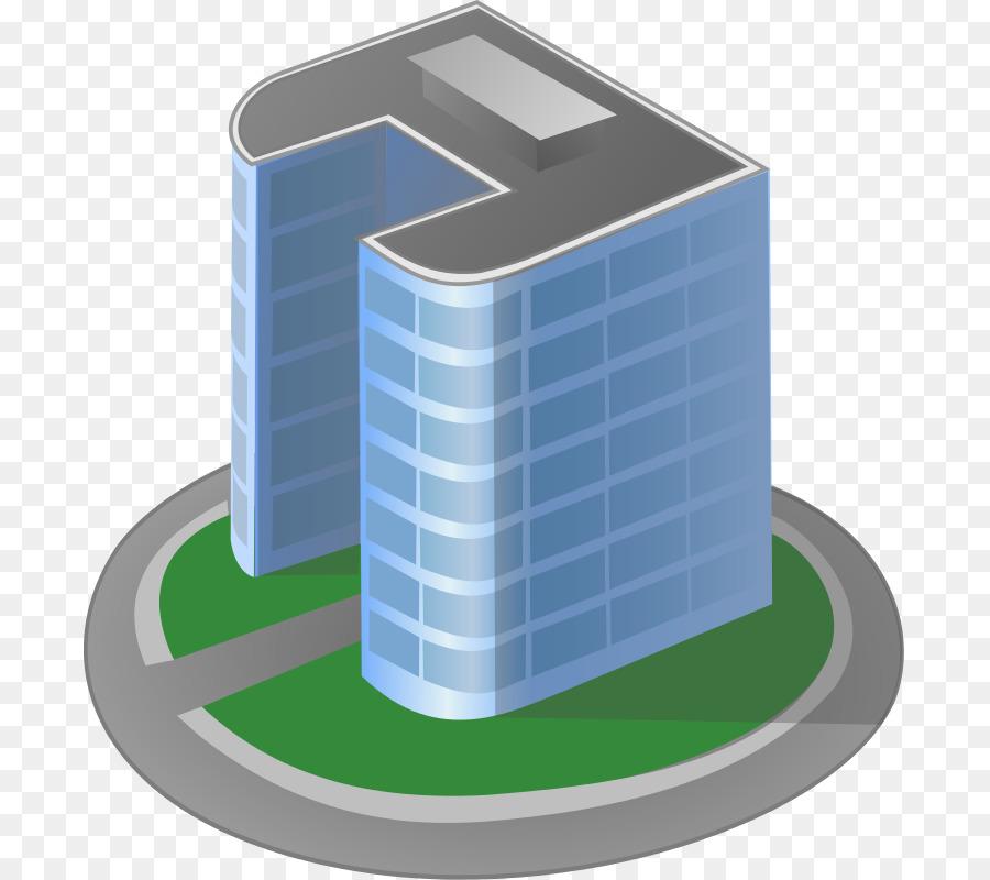 Company clipart vector freeuse library Building Cartoon clipart - Building, transparent clip art vector freeuse library