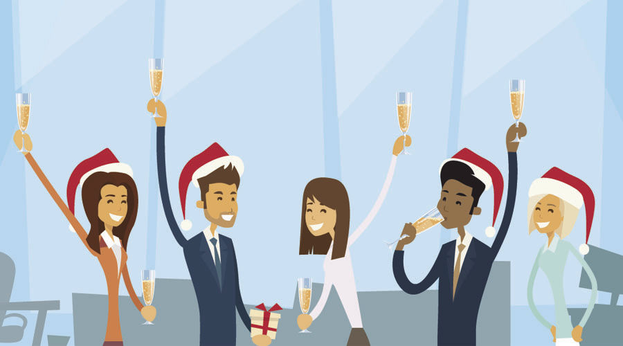 Company holiday party clipart picture download Heading to the company holiday gathering? Party like it\'s your job ... picture download