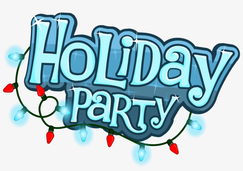 Company holiday party clipart banner royalty free 28 Collection Of Office Holiday Party Clipart - Class Holiday Party ... banner royalty free