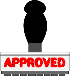 Company stamp clipart transparent 473 free editable rubber stamp vector | Public domain vectors transparent