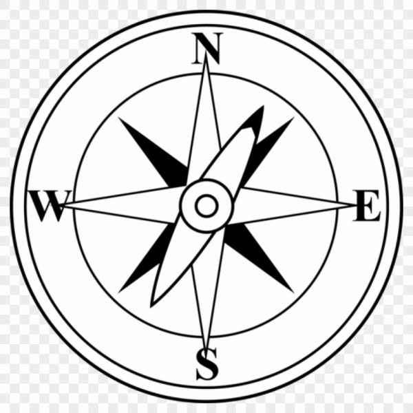Compass clipart black and white jpg free download Compass Clipart Black And White Compass Free Clip Art – Redeemed ... jpg free download