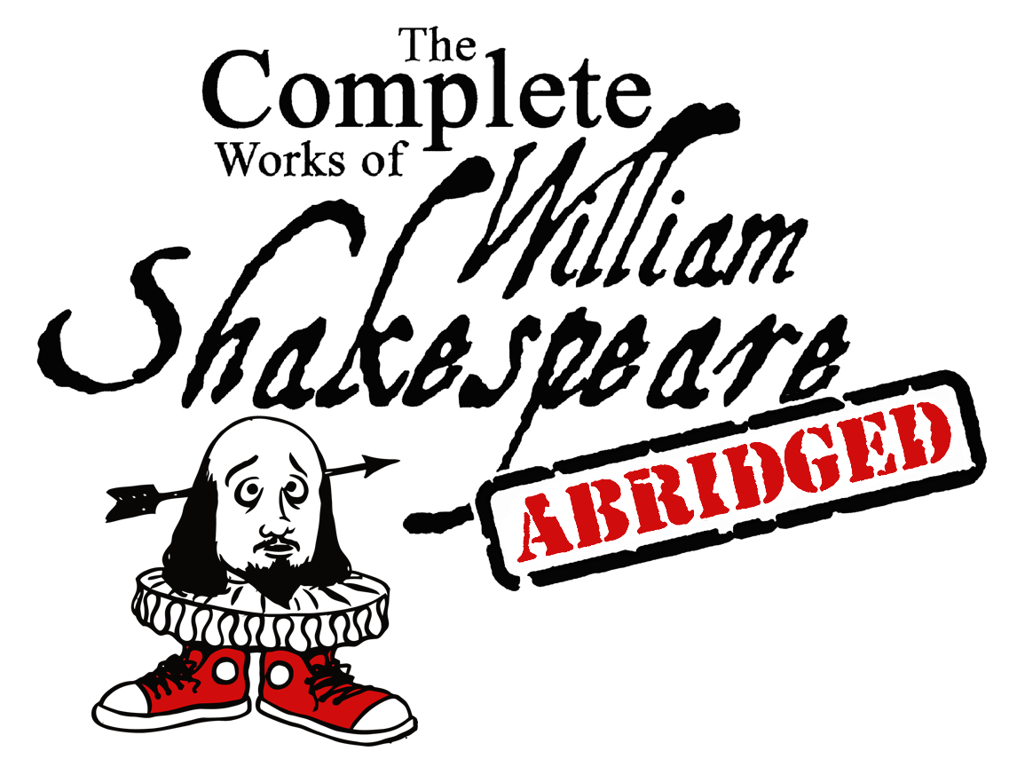 Complete works of shakespeare clipart graphic royalty free download PHX Stages: THE COMPLETE WORKS OF WILLIAM SHAKESPEARE ABRIDGED ... graphic royalty free download