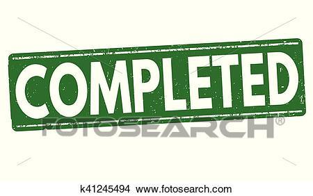 Completed clipart banner black and white stock Completed clipart 5 » Clipart Portal banner black and white stock