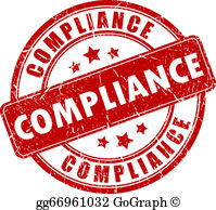 Compliance clipart free jpg transparent library Compliance Clip Art - Royalty Free - GoGraph jpg transparent library