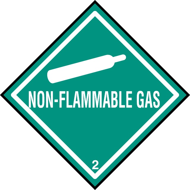 Compress clipart illustrator png freeuse library NON-FLAMMABLE GAS - Free vector image in AI and EPS format. png freeuse library
