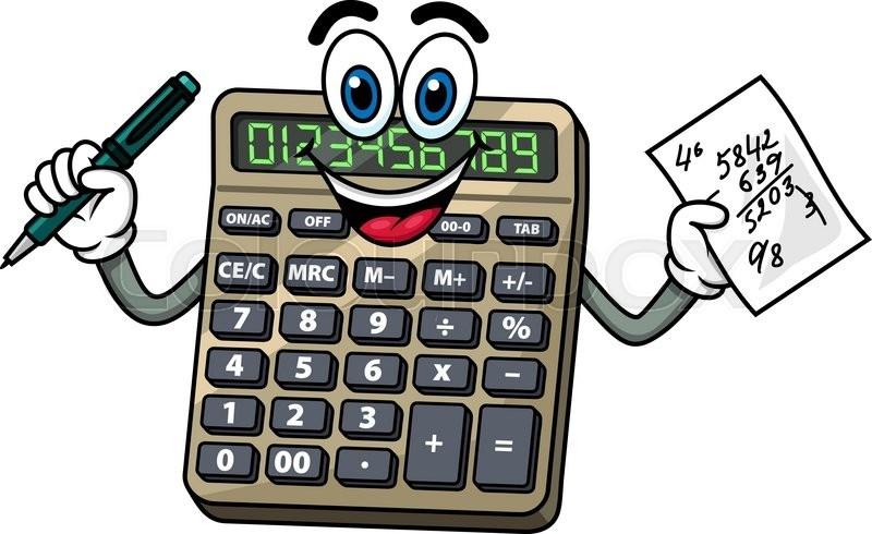 Computation clipart picture transparent library Calculator clipart fun, Calculator fun Transparent FREE for download ... picture transparent library