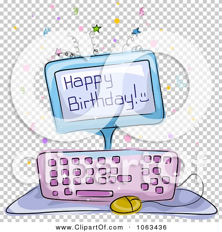 Computer birthday cake clipart graphic royalty free stock Computer birthday cake clipart - ClipartFest graphic royalty free stock