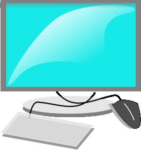Computer clip art pictures. Terminal at clker com
