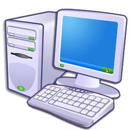 Computer cliparts vector transparent 7 Computer Cliparts - Cliparts Zone vector transparent