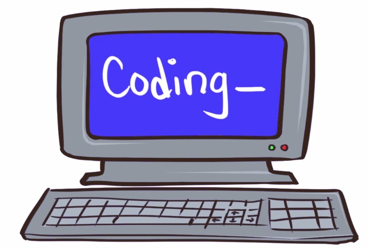 Computer coding clipart graphic transparent download Binary Code Images Clipart | Free download best Binary Code Images ... graphic transparent download