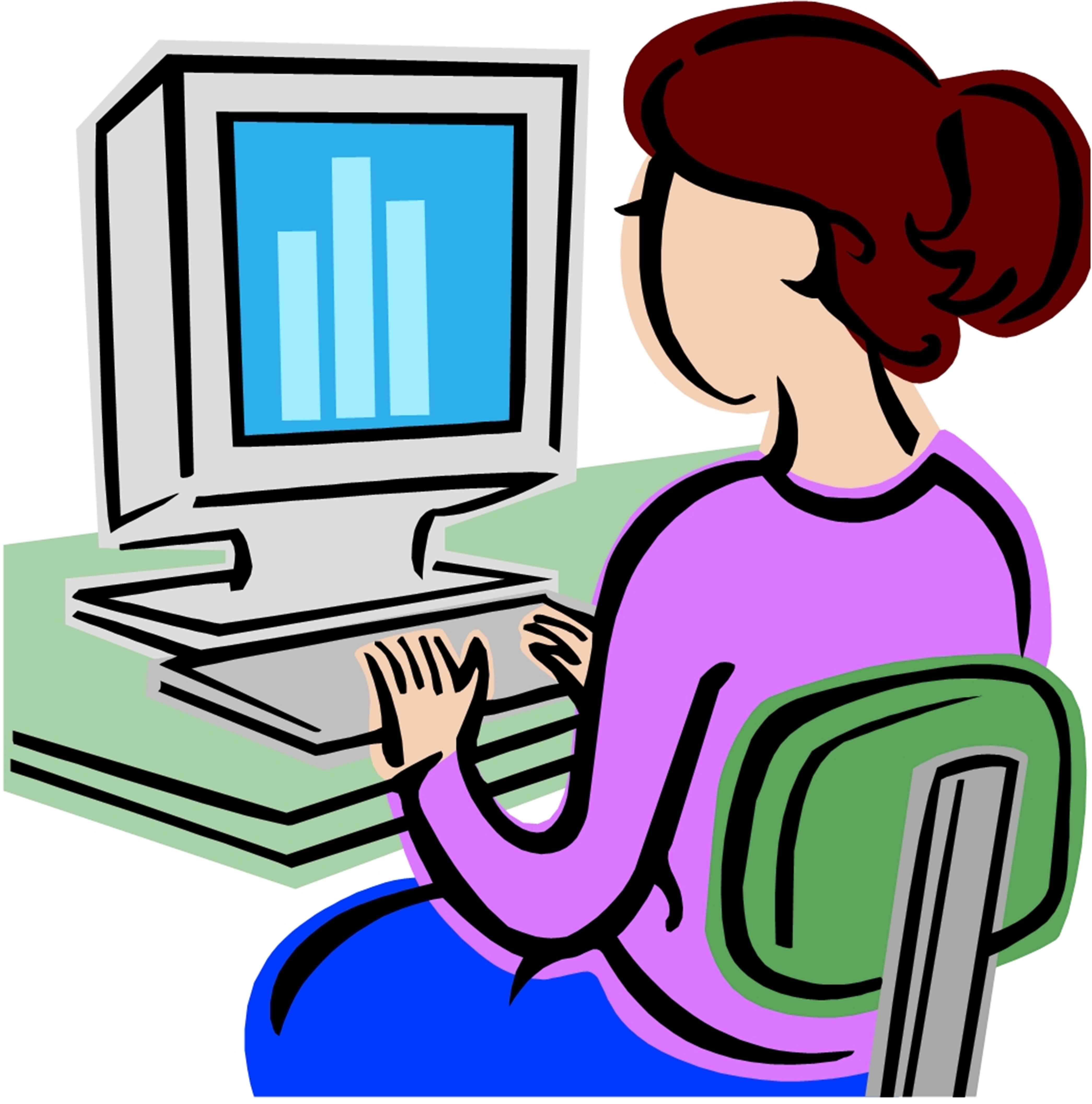 Computer in clipart jpg transparent stock Computers In The Classroom Clipart | Free Download Clip Art | Free ... jpg transparent stock