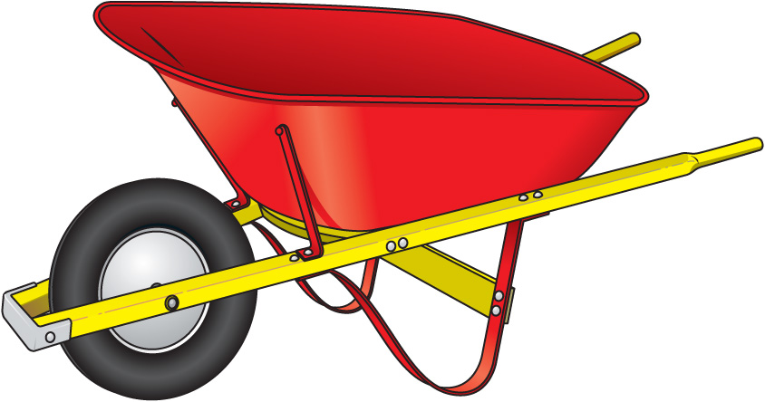 Clipartfest youtube like us. Computer in wheelbarrow clipart