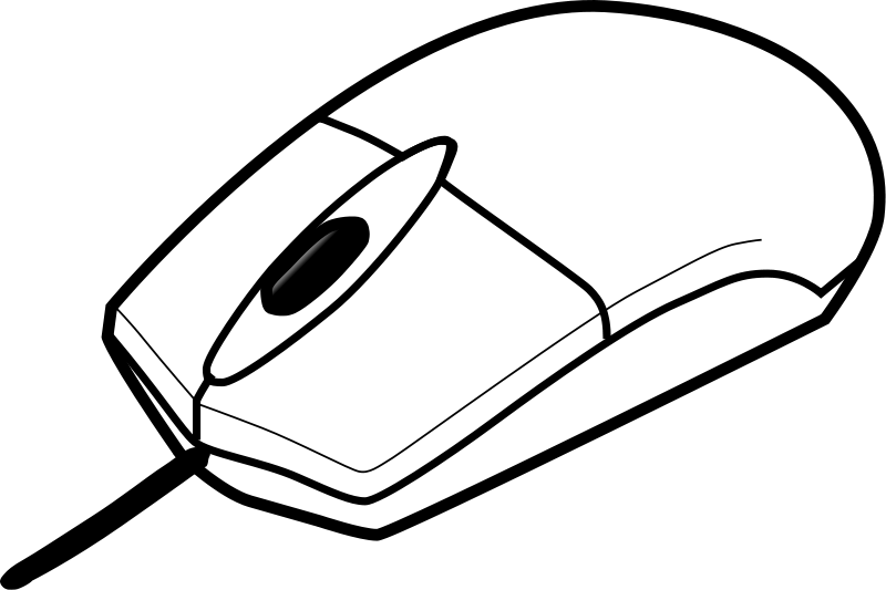 Computer keyboard and mouse clipart clipart free library Computer screen and mouse clipart - ClipartFest clipart free library