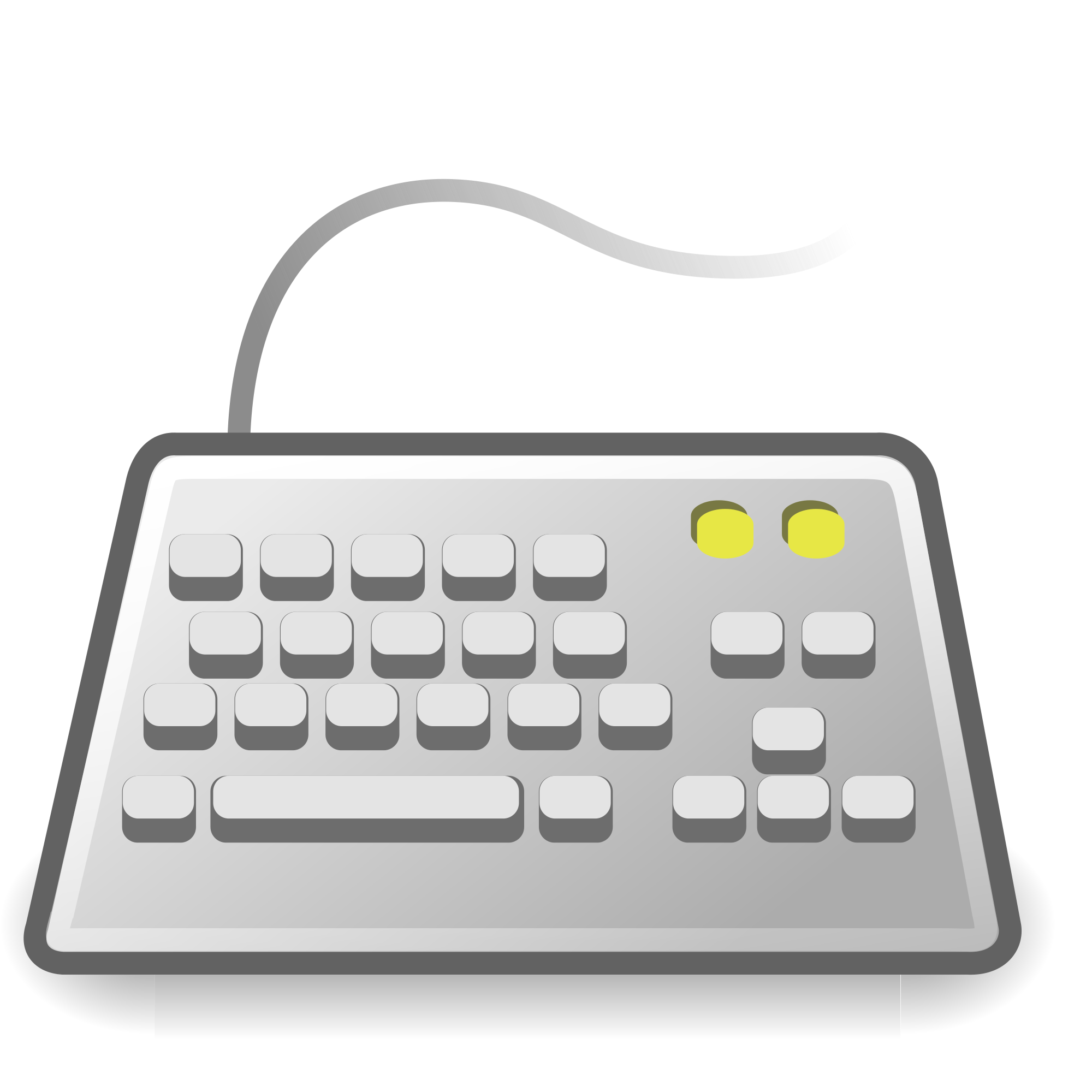 Computer keyboard clipart svg freeuse File:Input-keyboard.svg - Wikimedia Commons svg freeuse