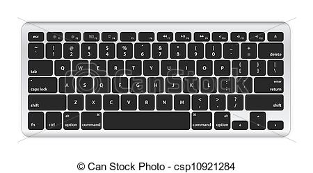 Computer keyboard clipart eps jpg freeuse download Computer keyboard Vector Clip Art Royalty Free. 18,258 Computer ... jpg freeuse download