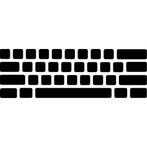 Computer keyboard clipart eps svg transparent stock Computer Keyboard clipart, cliparts of Computer Keyboard free ... svg transparent stock