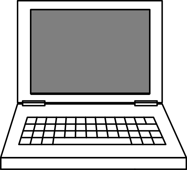Computer keyboard clipart for kids picture library Laptop Clipart Pictures | Clipart Panda - Free Clipart Images picture library