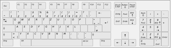 Computer keyboard clipart free jpg freeuse library Computer Keyboard Templates Clipart jpg freeuse library