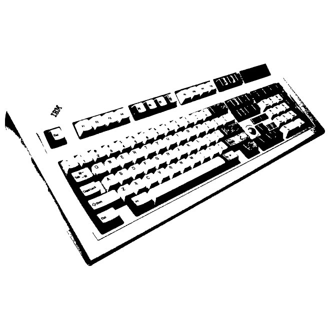 Computer keyboard clipart vector clip free library Computer Keyboard Free Vector | free vectors | UI Download clip free library