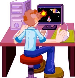 Computer lab in school clipart svg library Computer lab in school clipart - ClipartFest svg library