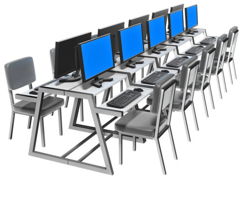 Computer lab in school clipart png free download Computer Lab Clipart & Computer Lab Clip Art Images - ClipartALL.com png free download