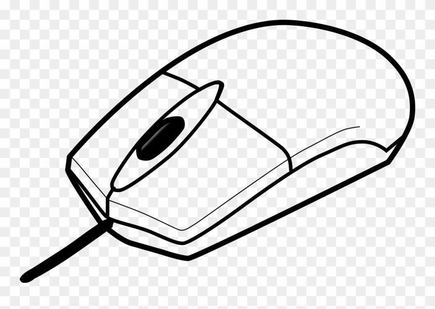 Computer mice clipart png royalty free download Mouse - Computer Mouse Clipart - Png Download (#146847) - PinClipart png royalty free download