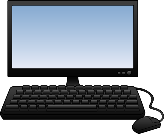 Computer monitor and keyboard clipart clip art library library Computer Images Free | Free Download Clip Art | Free Clip Art | on ... clip art library library