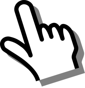 Computer mouse pointer clipart. Arrow best