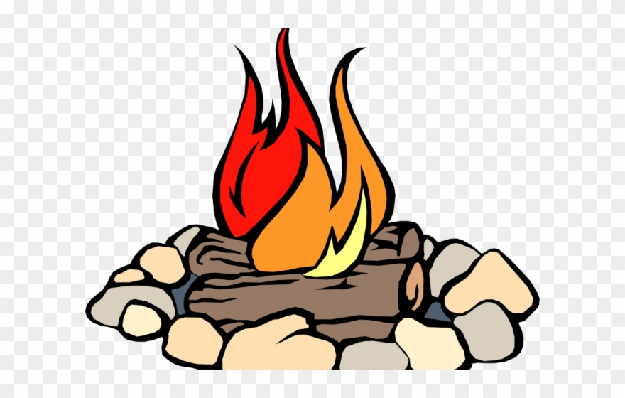 Computer on fire clipart picture royalty free library Computer Clipart Fire - Coloring Page Of Fire - Png Download ... picture royalty free library