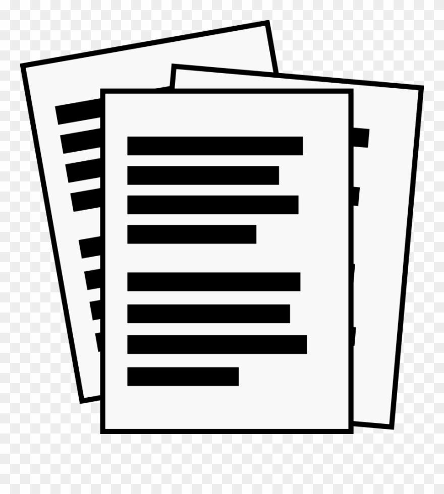 Computer paper clipart clip art stock Documentation Computer Icons Download Paper - Report Clipart - Png ... clip art stock