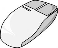 Computer pointer clipart. Mouse arrow clip art