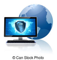 Computer security clipart png black and white stock Information security Illustrations and Clip Art. 67,753 ... png black and white stock