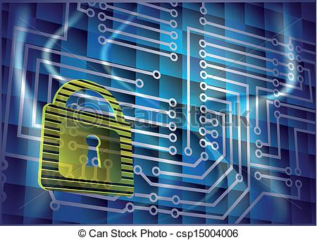Computer security clipart jpg royalty free stock Cyber Illustrations and Clipart. 51,431 Cyber royalty free ... jpg royalty free stock