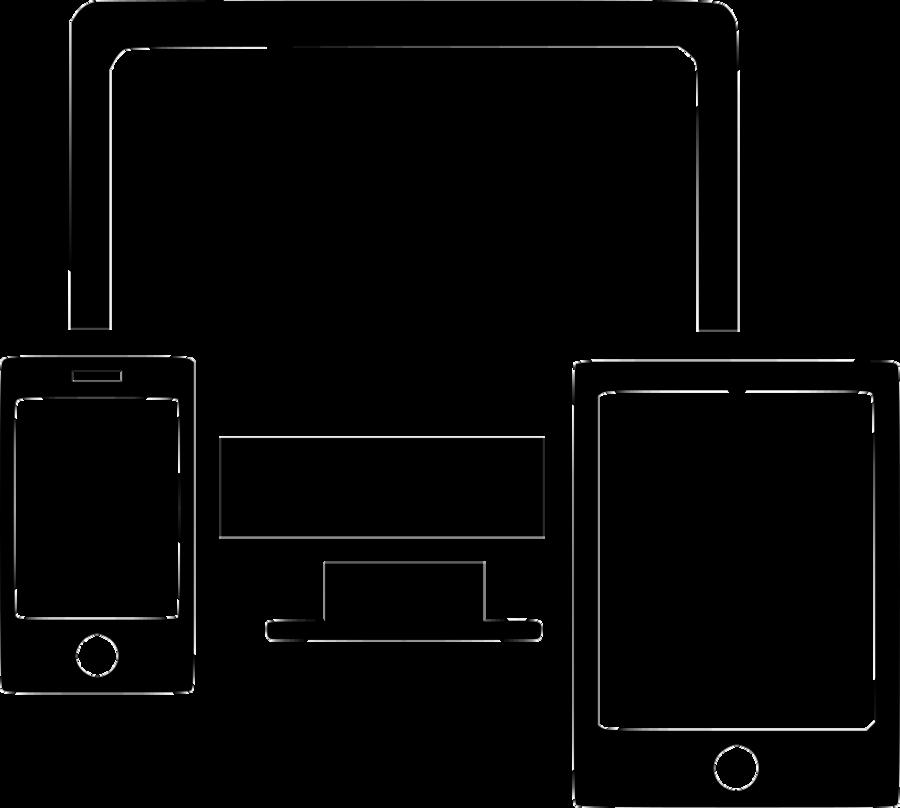 Computer tablet clipart svg freeuse Ipad Cartoon clipart - Laptop, Computer, Ipad, transparent clip art svg freeuse