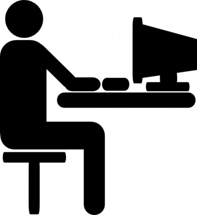 Computer user clipart freeuse library Free Computer User Clipart, Download Free Clip Art, Free Clip Art on ... freeuse library