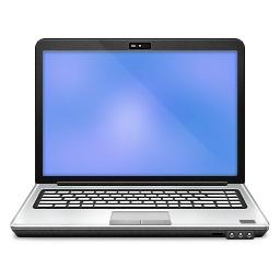 Computer vs laptop clipart vector transparent stock Computer laptop clipart - ClipartFest vector transparent stock